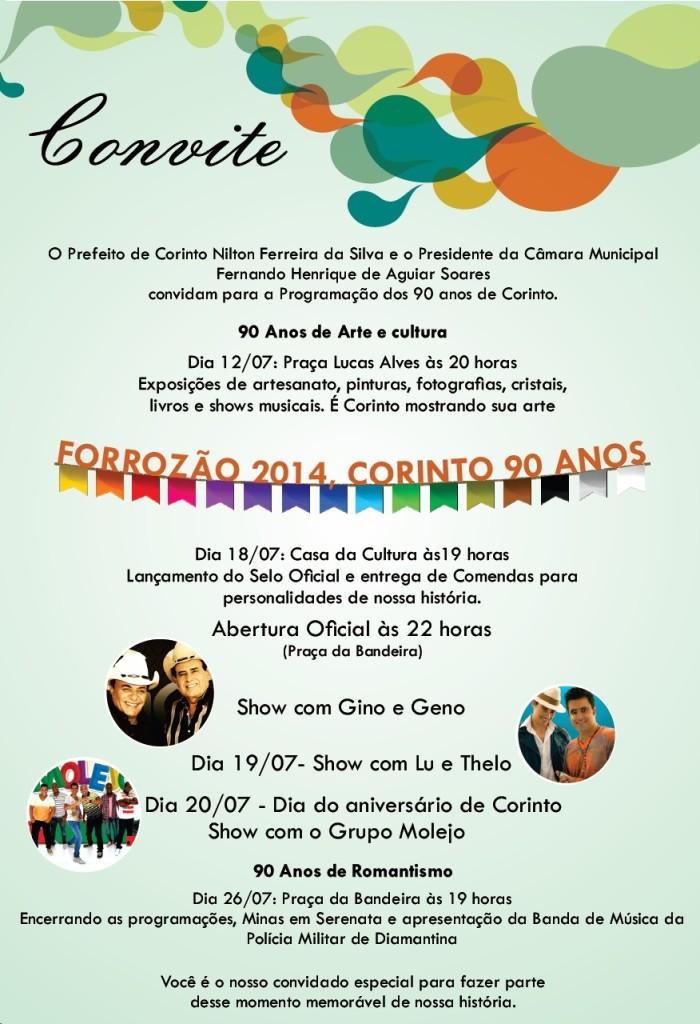 convite_corinto_forro2014