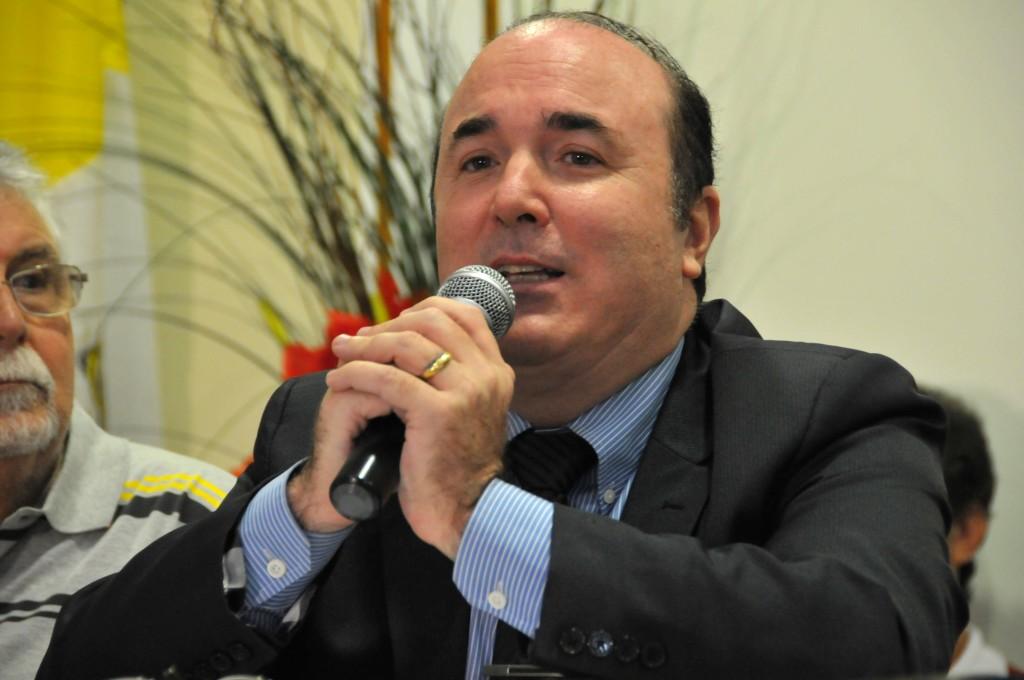 Gustavo Arrais (secretário de Estado Adjunto de Turismo)